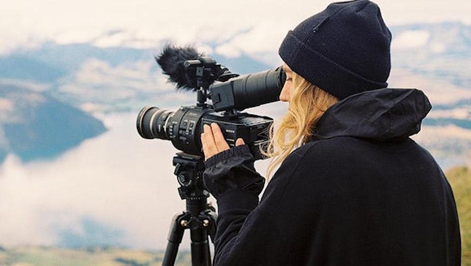 International Women's Day top genero filmmakers Iona Fulton