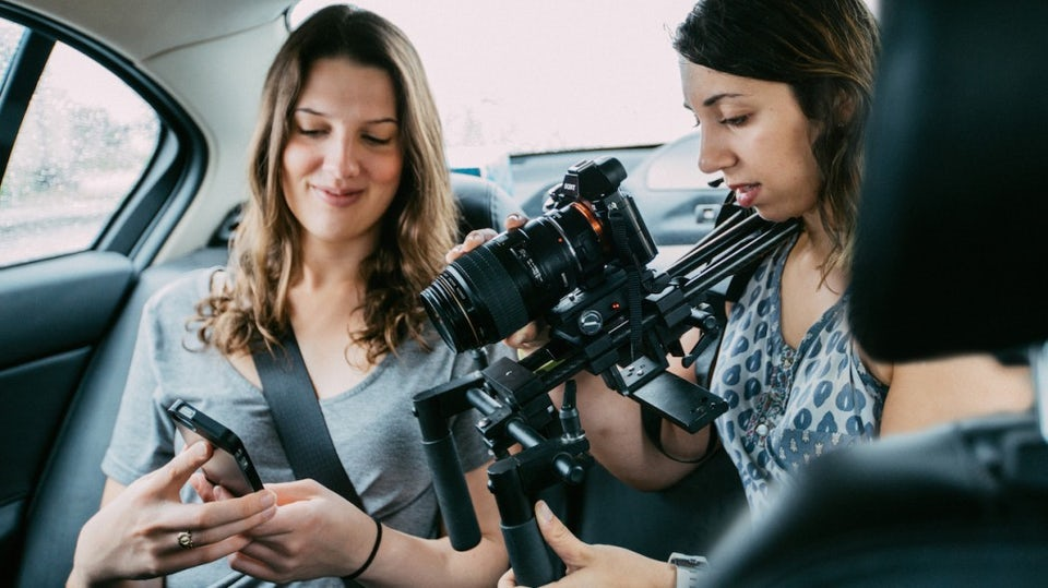 International Women's Day top genero filmmakers Ellenor Agyropoulos