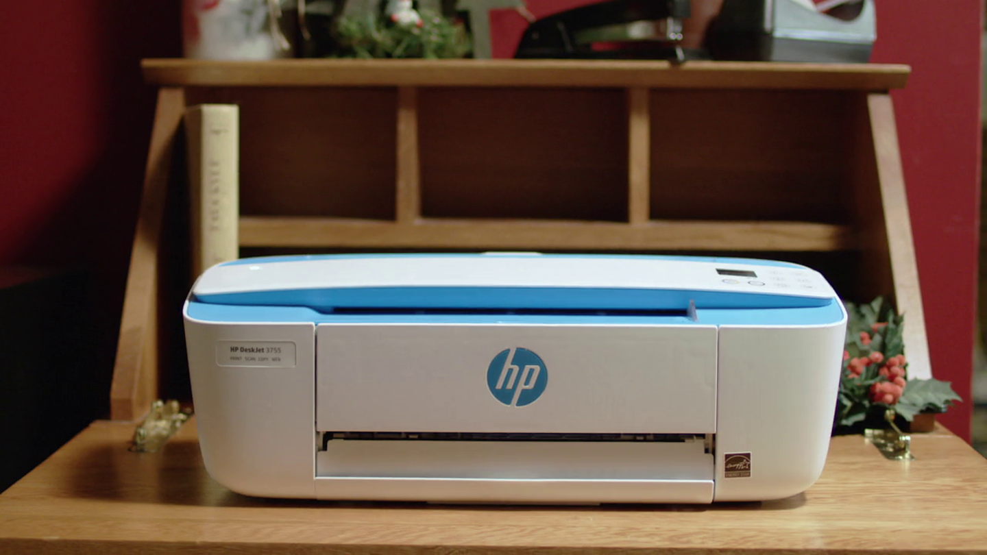 HP Cardinal Collective emotional Christmas video ad