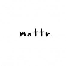 Mattr Media's avatar