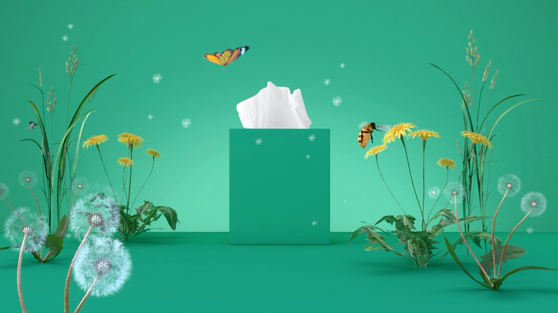Kleenex YouTube Contextual Advertising