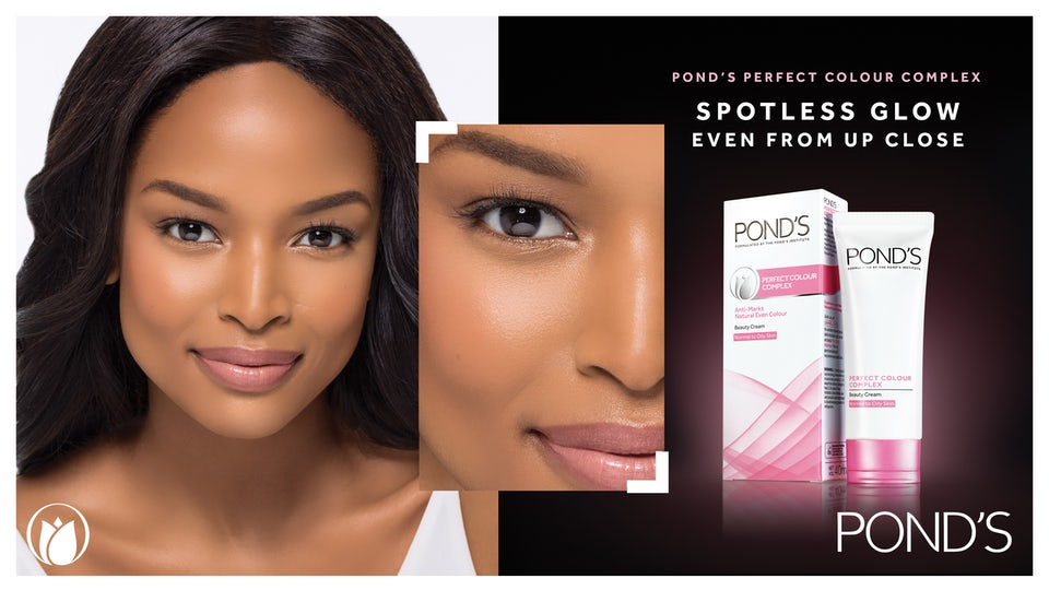 PONDS supermodel TVC Tumblefree Films
