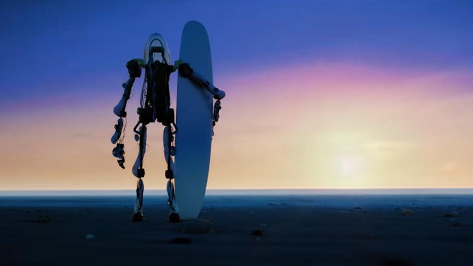 Starwalker Holidays music video Genero