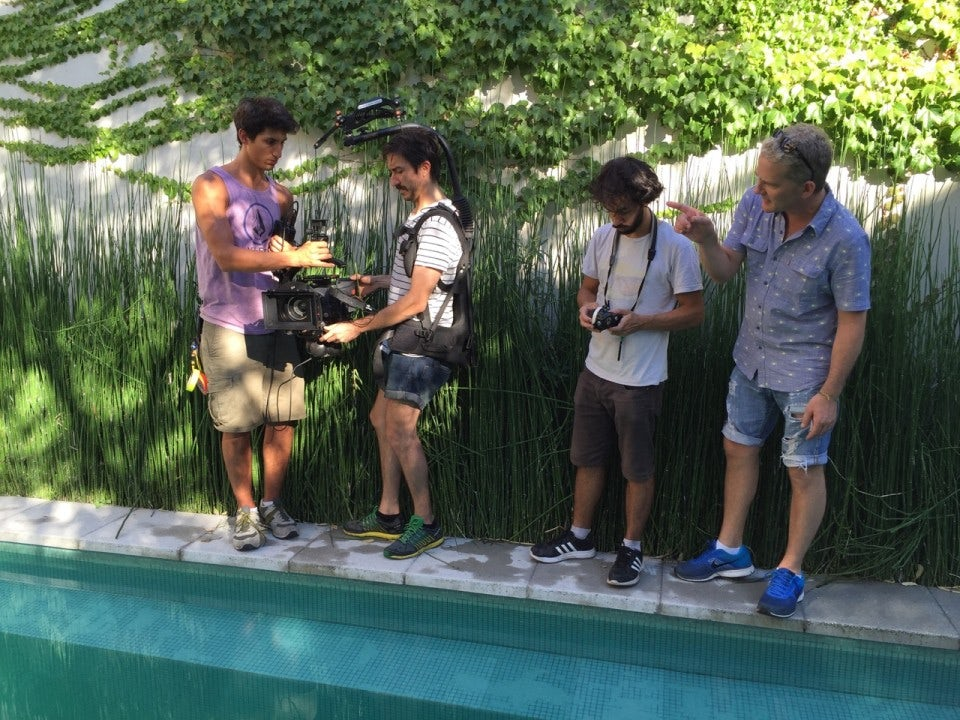 Greg Holden Boys In The Street music video Genero BTS