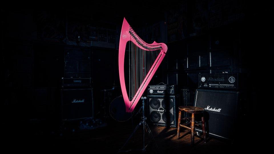 Guinness Harp brand video Genero