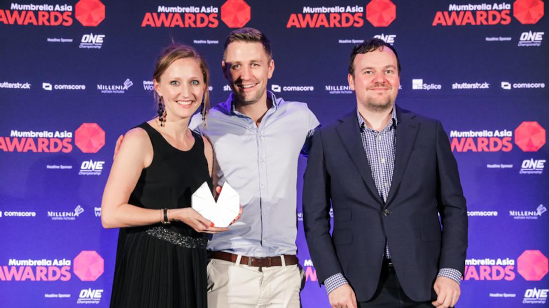 Mumbrella Awards Genero Winner