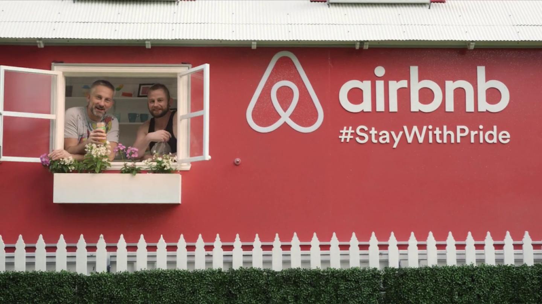 Airbnb Mardi Gras Sydney